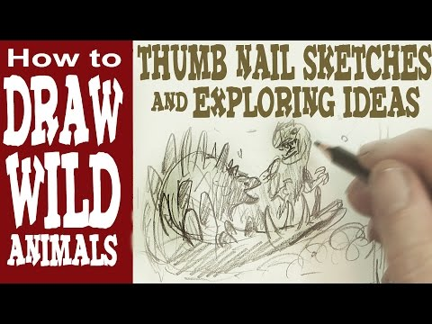 how to draw ideas