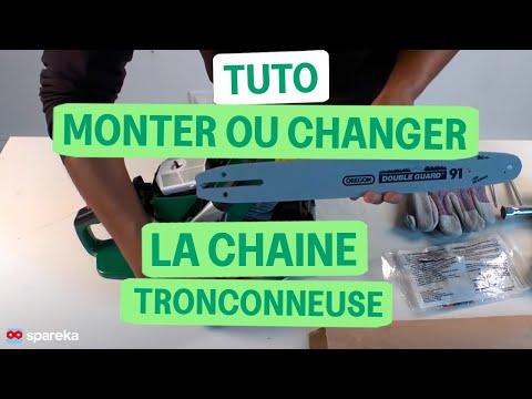 Comment monter une chaine de tronconneuse mc culloch la r ponse est sur - Comment affuter une chaine de tronconneuse ...