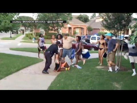 Τέξας: Βίαιη αστυνομική επέμβαση σε εφηβικό πάρτι