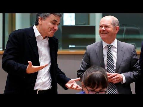 Schafft es die EU, Griechenland bis August vom 4. Ret ...