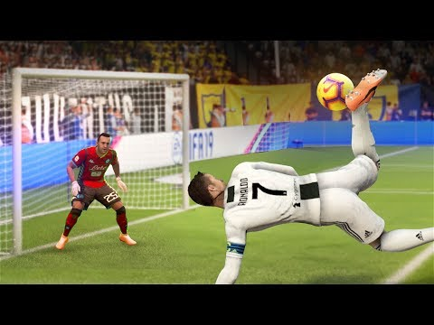 FIFA 19 - GOALS OF THE YEAR!