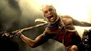 300 RISE OF AN EMPIRE Trailer (2014)