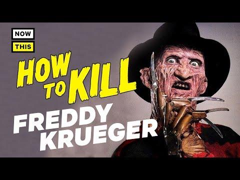 How to Kill Freddy Krueger  NowThis Nerd