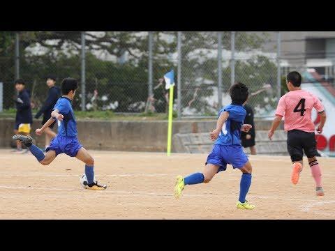2018 1/27 第51回 沖縄県 中学校 u-14 サッカー大会 宮里中x石嶺中 前半