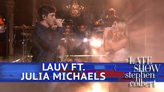 Lauv Performs 'There's No Way' ft. Julia Michaels