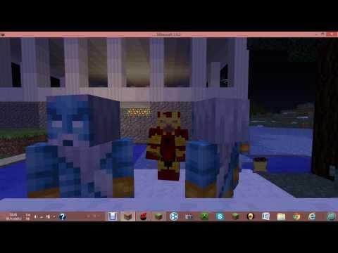 מינקראפט - זה מוד לגירסה 1.6.2 על המיטולוגיה היוונית לדוגמה: זאוס , הרקולס,הברק של זאוס. קישור להורדת המוד : http://www.planetminecraft.com/mod/greek-craft-greek-mythol...