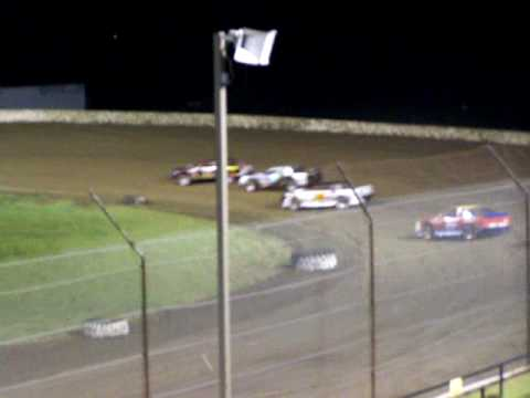 Heartland Park dirt racing