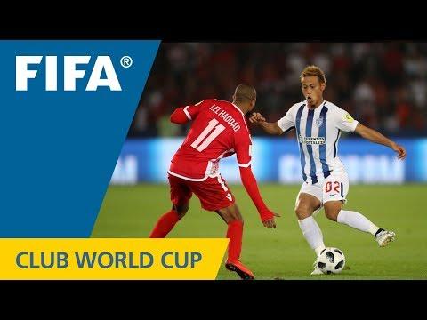 Pachuca v Wydad Casablanca | FIFA Club World Cup UAE 2017 | Match Highlights