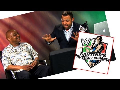 0 Santino Marellas Mania Hangover With Teddy Long, The Great Khali In French Film