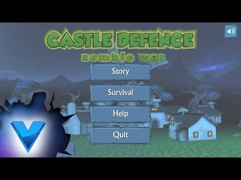 Video of Tower defence - zombie war