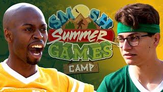EPIC JOUST OF DEATH (Smosh Summer Games)