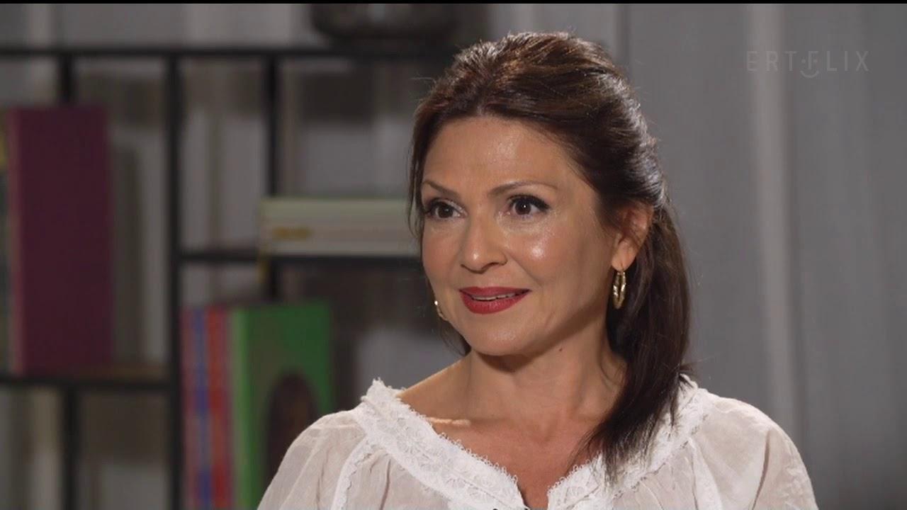 """Κουλίεβα: Όταν γεννήθηκε ο γιος μου, μετατέθηκε το """"εγώ"""" μου   13/07/2020   ΕΡΤ"""