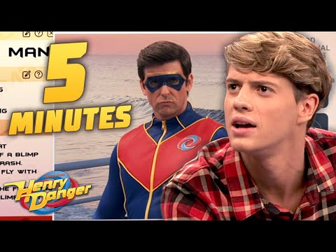 5 Minutes of Henry Danger's Final Season 👊 Ep. 3 | Henry Danger