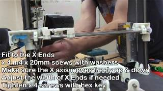 Nov 25, 2013 ... Part 4 Y axis, Drive lines & Hot end fitting ... How to: DIY Arduino CNC Router nCutter Welder (Part 4: Lead screws and Motors) - Duration: 14:18. Absorber Of nLight ... DIY-Oko CNC Router: Part 4 Y-axis Motor Plates & More!