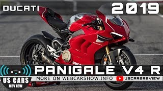 2. 2019 DUCATI PANIGALE V4 R Review Release Date Specs Prices