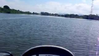 4. yamaha waverunner FX cruiser high output flat water run