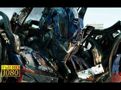 Transformers 3 - Dark of the Moon (2011) - Final Battle|Full scene (1080p) FULL HD