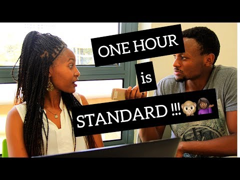 How Long Should Guys Last in Bed? || Kenyan University Edition