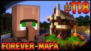 O ESCRAVO do MOINHO!! - ForeverMapa #118 - Minecraft 1.8