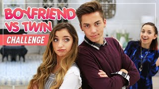 Video BOYFRiEND vs TWiN SiSTER | Who Knows Bailey Better??? MP3, 3GP, MP4, WEBM, AVI, FLV Juni 2019