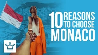 Monaco Monaco  City pictures : 10 Reasons Why The Rich & Famous Live In MONACO