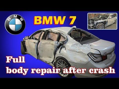 BMW 7  Full repair. Полный ремонт. (видео)
