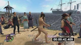 Way of the Samurai 4 2 Minutes 59 Seconds Any%