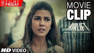 Nonton Airlift Movie Clips 5   Nimar Kaur Defends Her Husband  Akshay Kumar  Film Subtitle Indonesia Streaming Movie Download
