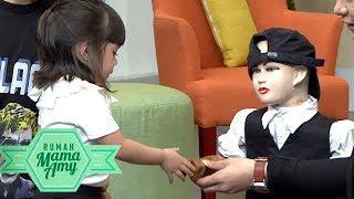 Gempi Berani Bgt, Tapi Rafathar Takut Sama Boneka Ini  - Rumah Mama Amy (8/8)