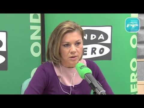 """Cospedal: """"El PP siempre ha luchado contra la corrupción y lo va a seguir haciendo"""""""