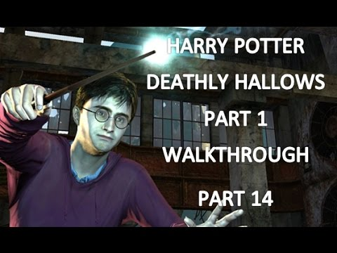 Video Harry Potter Deathly Hallows Part 1 Walkthrough Part 14: Acromantulas and The Quarry download in MP3, 3GP, MP4, WEBM, AVI, FLV January 2017