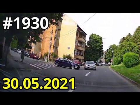 Новая подборка ДТП и аварий от канала Дорожные войны за 30.05.2021