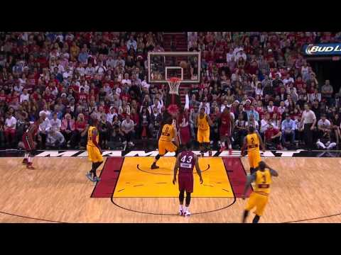 All! - Check out all the shots of Dwyane Wade's Nasty follow dunk, including Phantom super slow-motion. About the NBA: The NBA is the premier professional basketball league in the United States...