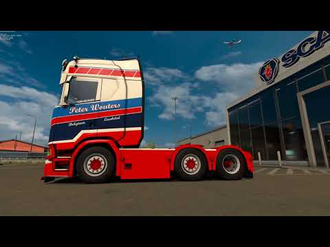 Scania S500 PWT Thermo  1.30
