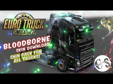Bloodborne Skin Pack for All Trucks + Volvo Ohaha