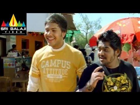 Keratam Movie Mahesh Helping Siddu Scene    Rakul Preet Singh