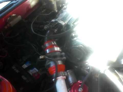 how to do a boost leak test dsm