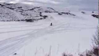 10. Ski-Doo Grand Touring Sport 550f 2014