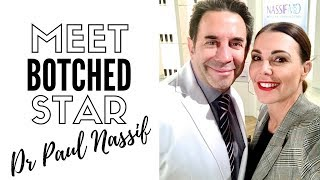 BOTCHED Star Dr Paul Nassif On Plastic Surgery, Real Housewives & More