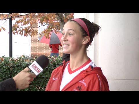 Marina Clark Post Game vs Virginia Wesleyan (ODAC Semifinal)