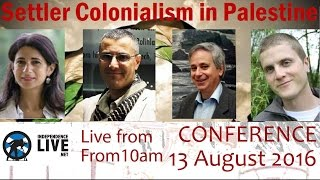 Settler Colonialism in Palestine