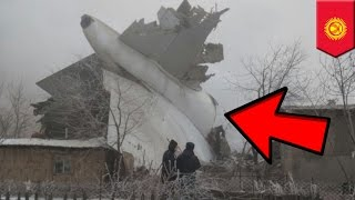 MANAS, KYRGYZSTAN — A Turkish Boeing 747 cargo plane crashed in a village in Kyrgyzstan on Monday, killing at least 30 people. According to ...