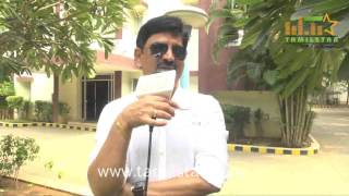 Ravi Shankar at 1 Pandhu 4 Run 1 Wicket Movie Team Interview