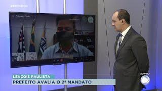 Anderson Prado fala sobre os desafios do segundo mandato em meio a pandemia