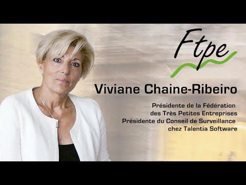 Interview WWIRE de Viviane Chaine-Ribeiro Présidente de la Fédération des Très Petites Entreprises Pendant ce second confinement