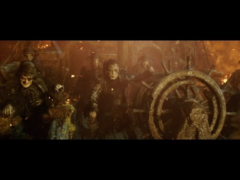 Pirates of the Caribbean: Dead Men Tell No Tales (TV Spot 'Pirate's Death')