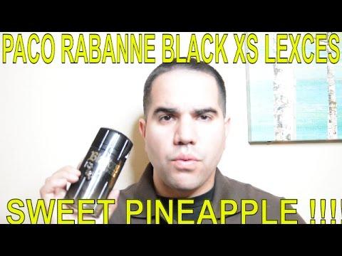 Paco Rabanne Black XS L'Execes