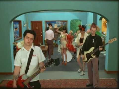 GreenxxDay - This is Green Day's Music Video For Redundant in HQ.