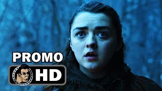 "GAME OF THRONES S07E02 Official Promo ""Stormborn"" (HD) Maisie WIlliams HBO Series SUBSCRIBE for more TV Trailers ..."