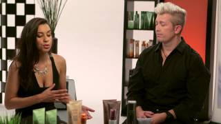 Heather Page Cohn sits down with celebrity hair stylist Clay Patane to find out why he loves Giovanni Hair Care products.
